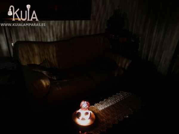 Lámpara decorativa Atena (10)
