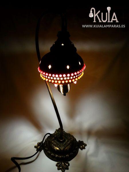 Lampara turca de calabaza junus (11)