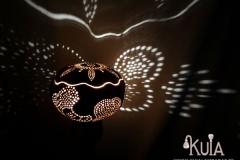 Lámpara de pie artesanal Mara (6)
