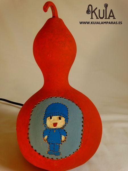 Lampara infantil Pocoyo (3)