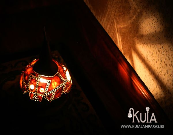 lampara para decorar interiores akesha