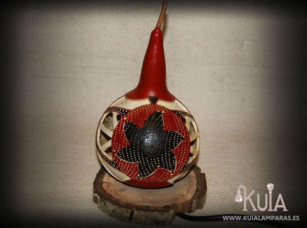 decorar con lamparas ecologicas akesha