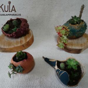 Handmade flowerpots