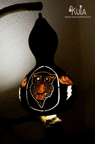 lampara de decoracion para niños hontzargi