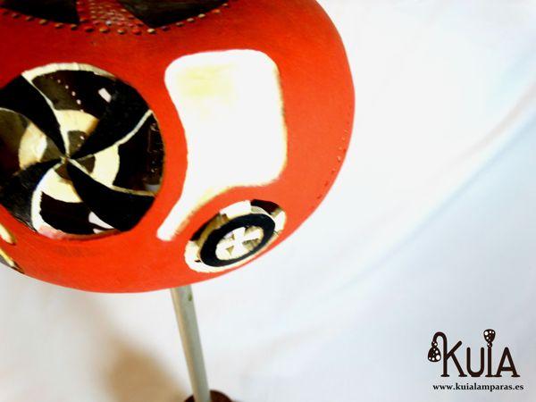 lampara de decoracion ecologica static