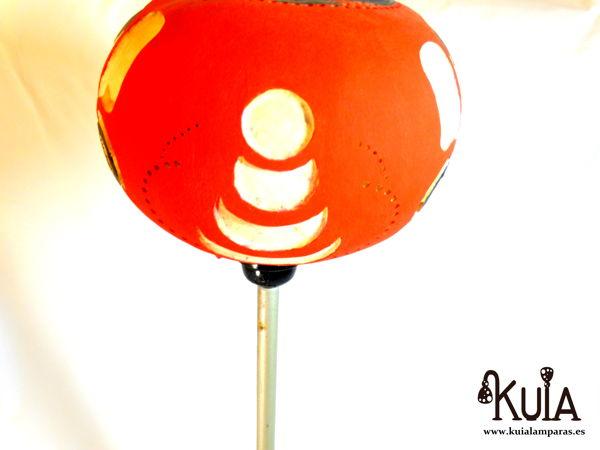 lampara decorativa artesana static