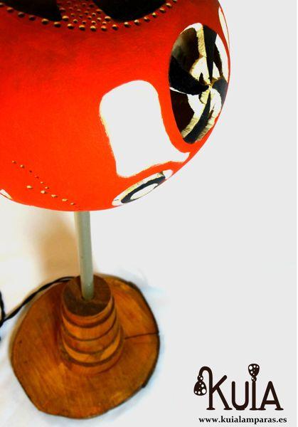 lampara decoracion ambiental static