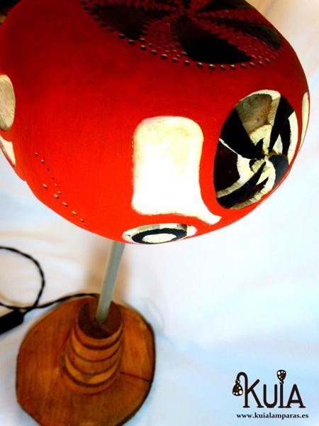 lampara de interiores artesanal static