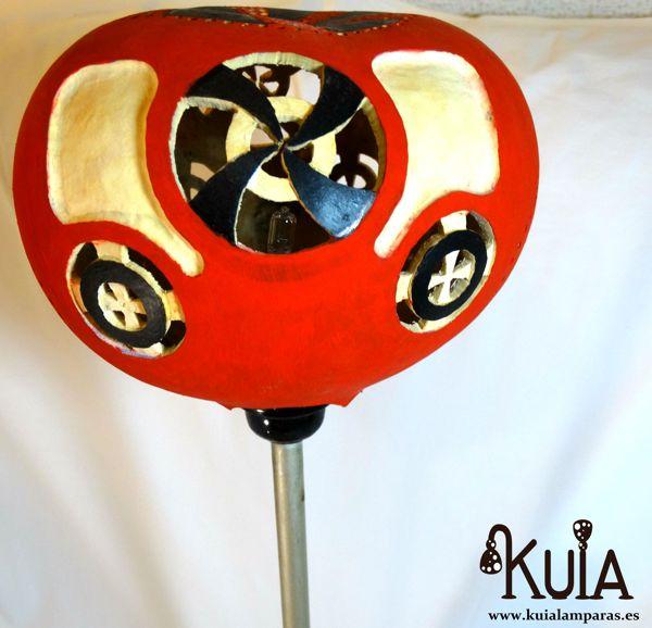 lampara artesanal decorativa static