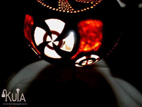 lampara de mesa ambiental static