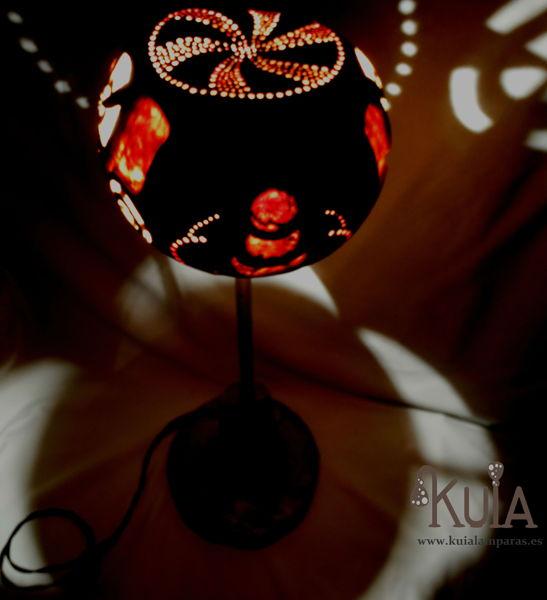 lampara de diseño static