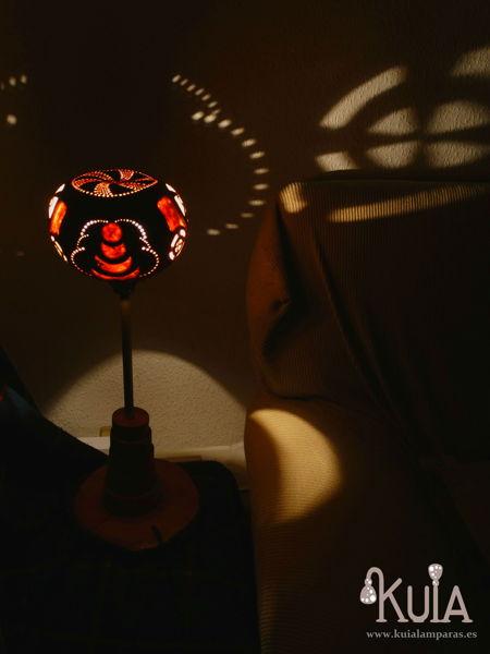lampara de mesilla decorativa static