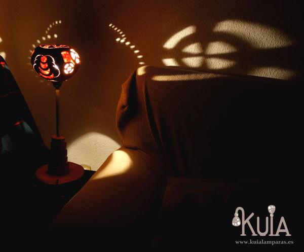 lampara decorativa artesanal static