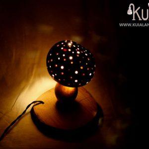 lampara luz de noche para niños amanita