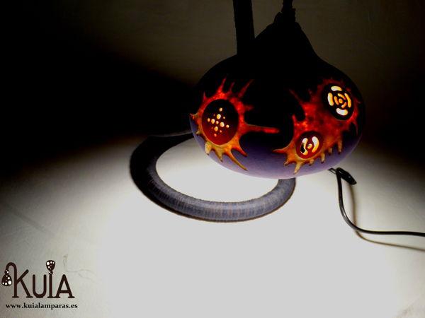 lampara de mesilla para interiores boom