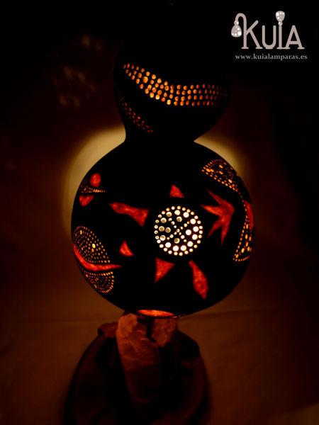 lampara de iluminacion ambiente strom