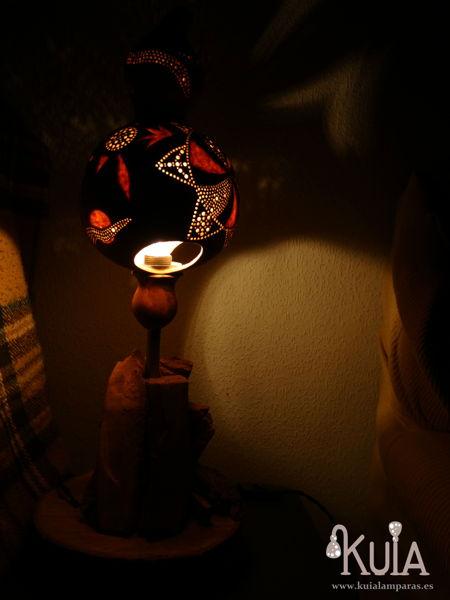 lampara de diseño unico strom