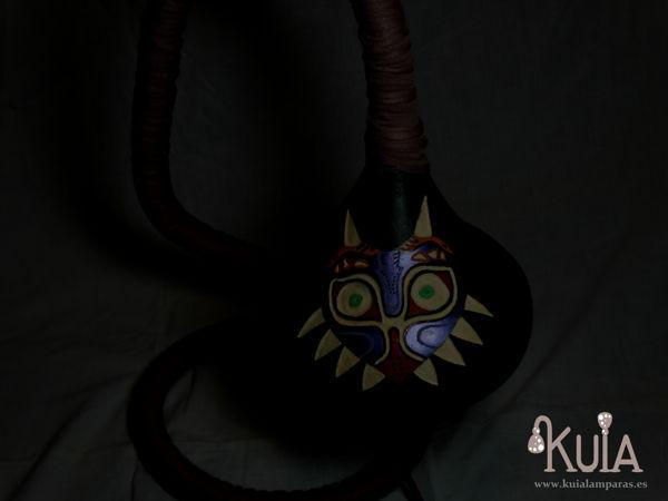 lampara por encargo friki majoras mask
