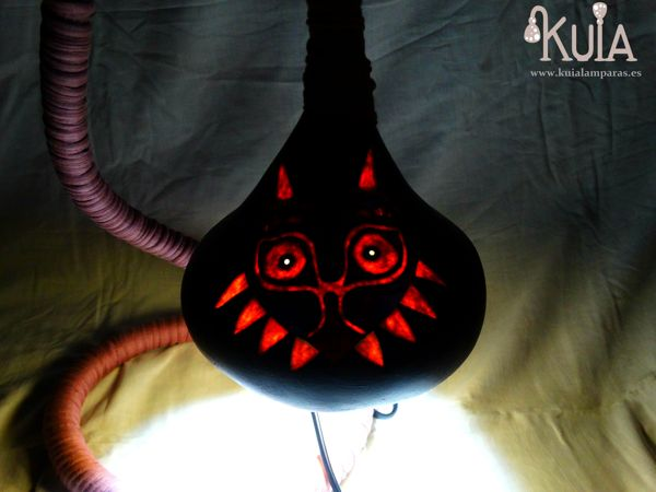 lampara freak majoras mask