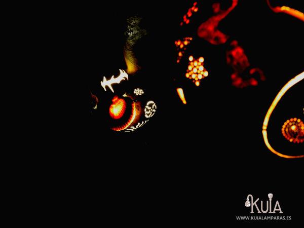 lampara decorativa de interiores korua