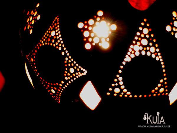 lampara unica de decoracion korua