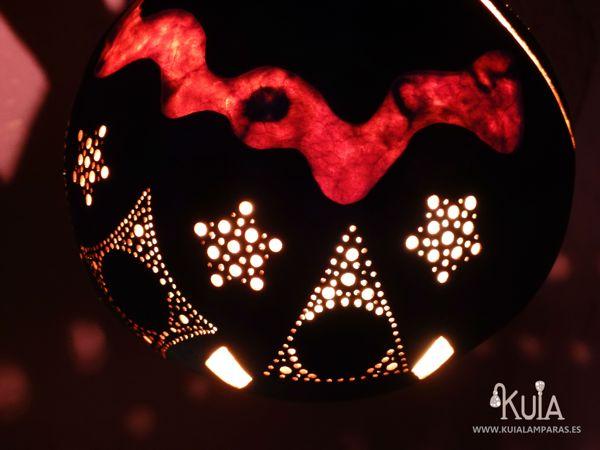 lampara decoracion unica korua