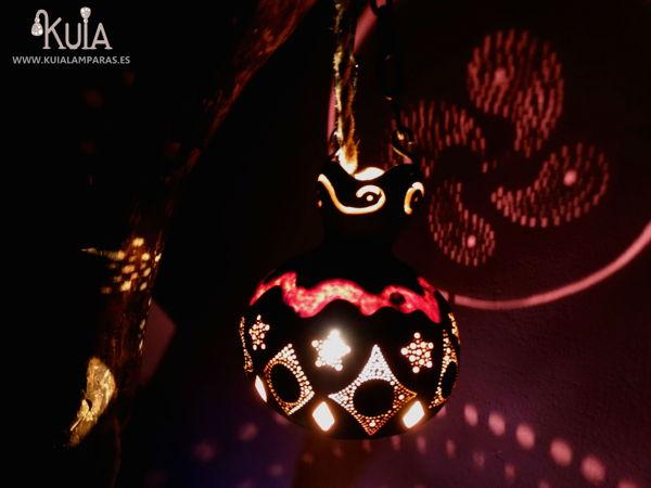 lampara ambiental de decoracion korua