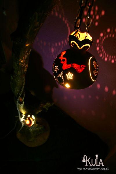 lampara de decoracion korua