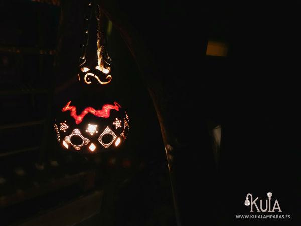 farolillo lampara de decoracion korua