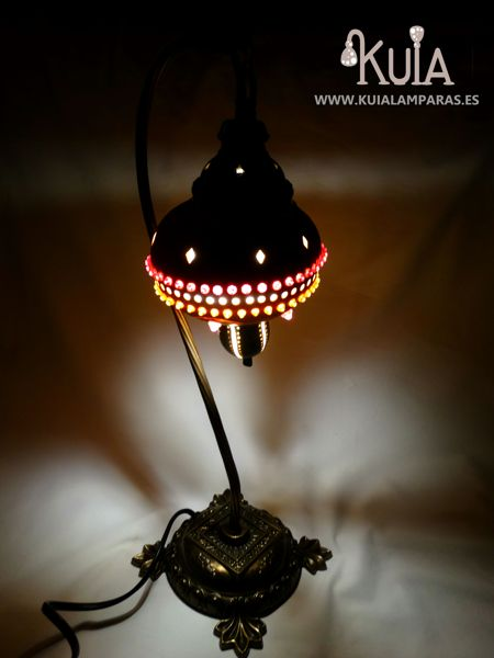 lampara decorativa etnica junus