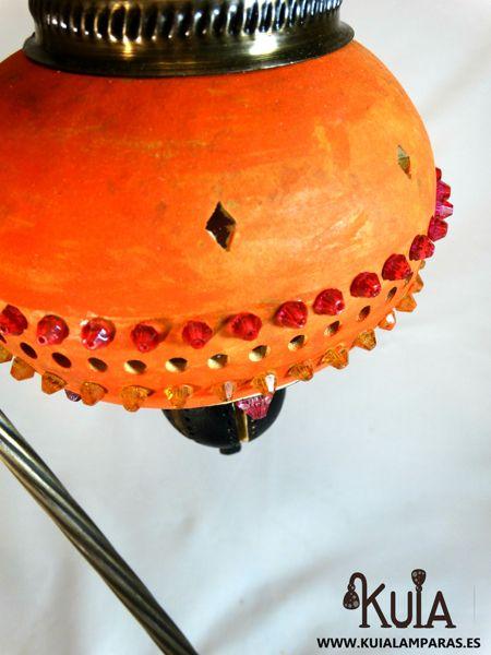lampara de calabaza decorativa junus
