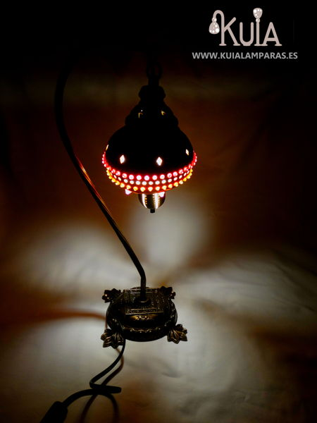 lampara iluminacion ambiental junus