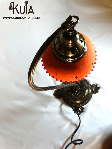 lampara de mesilla turca junus