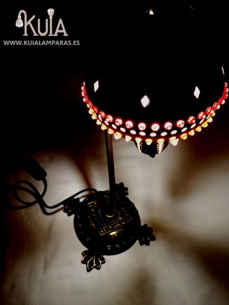 lampara decoracion artesanal junus