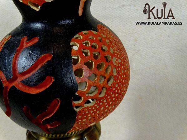 lampara de decoracion kabak