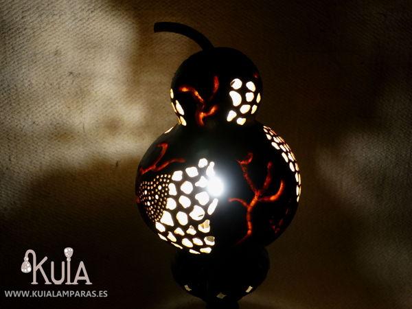 lampara iluminacion ambiente kabak