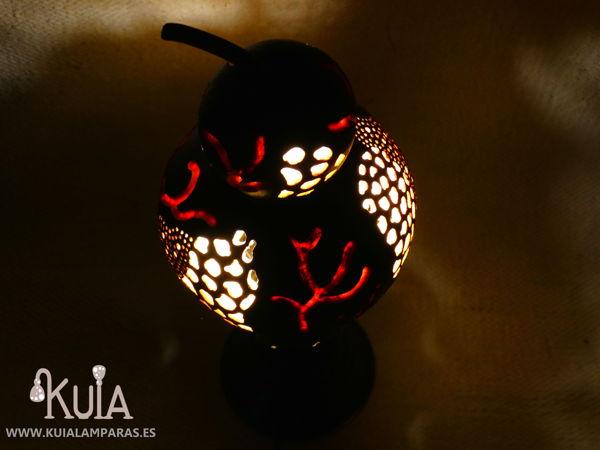 lampara decorativa de interiores kabak