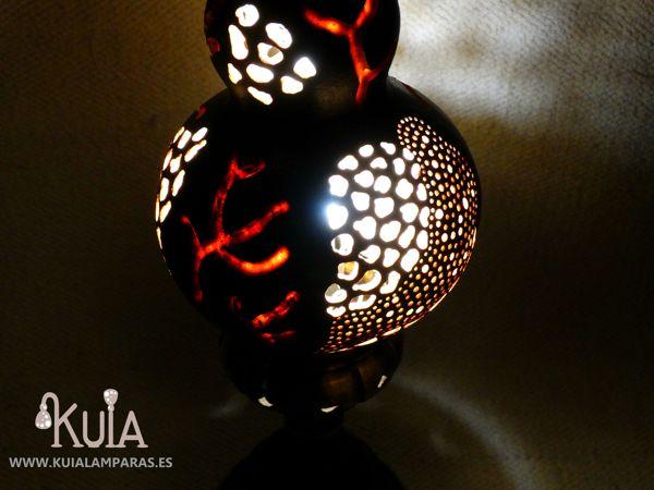 lampara de estilo arabe kabak