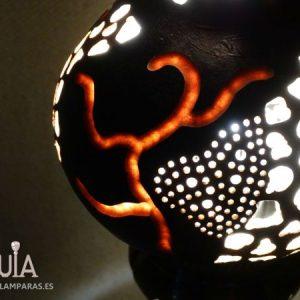 lampara de estilo turco kabak