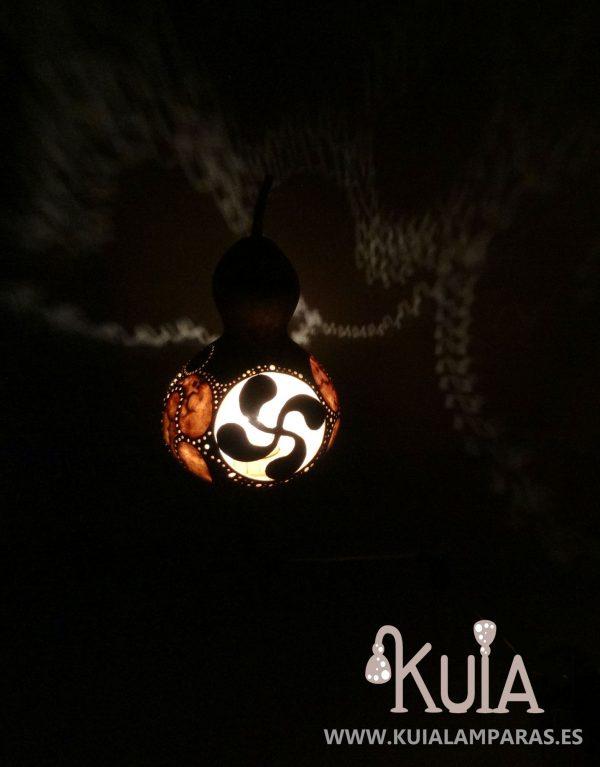 lampara de noche lauburu2