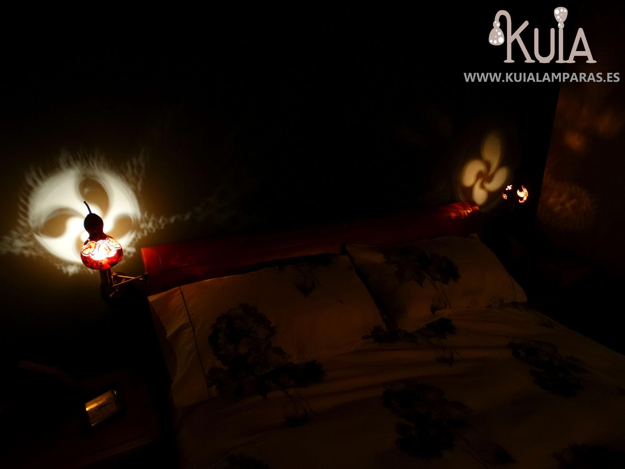 lamparas para dormitorio ambientales lauburu2