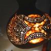 lampara de calabaza artesanal olimpus