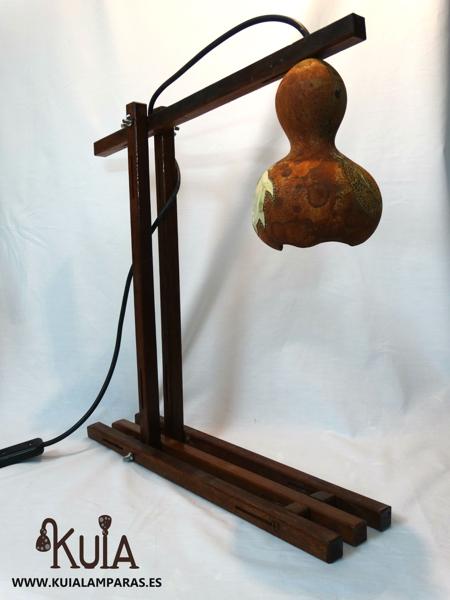 flexo hecho con madera olimpus