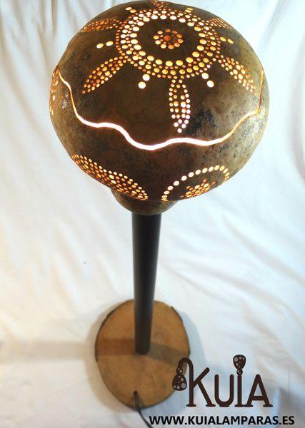 lampara decoracion artesanal mara