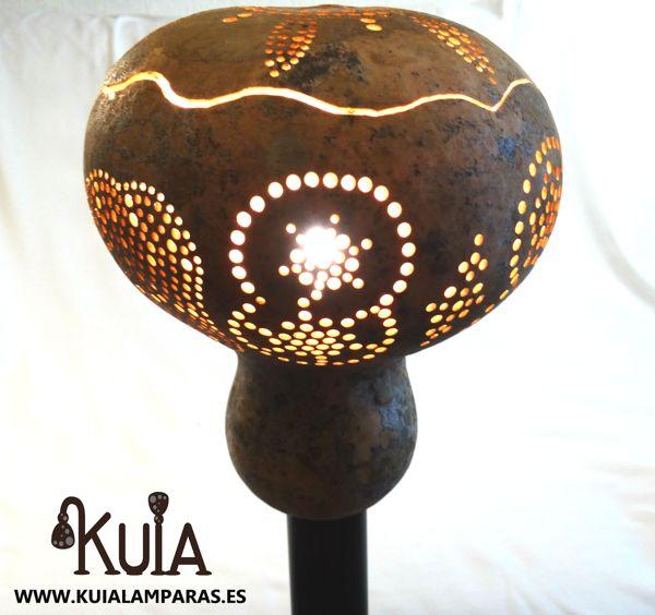 lampara rustica mara