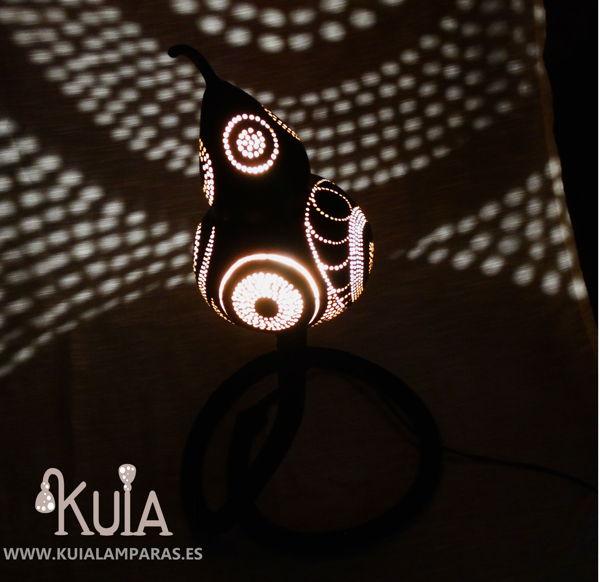 lampara con diseño unico bompet