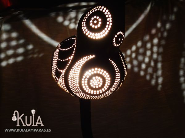 lampara para decoracion luminica bompet