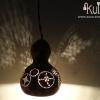 lampara decorativa artesanal eskeia