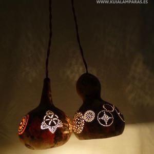 lampara decorativa rustica eskeia