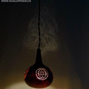 lampara colgante decoracion interiores eskeia